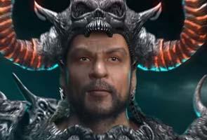 नई फिल्म में 'सींगों वाले मुकुट' पहने नज़र आएंगे शाहरूख़ ख़ान