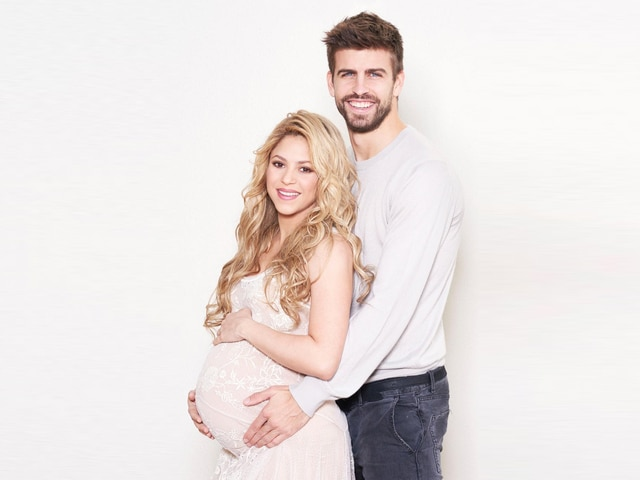 Shakira, Gerard Pique Welcome Baby Boy