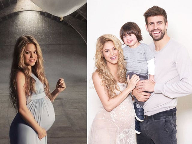 Shakira, Gerard Pique to Welcome Second Child With 'World Baby Shower'