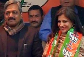 'आप' की पूर्व नेता शाजिया इल्मी आज हुईं बीजेपी में शामिल, कहा, चुनाव नहीं लड़ेंगी