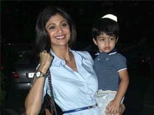 Shilpa Shetty Shifts Focus from Films to Son Viaan