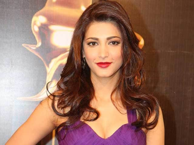 Shruti Haasan Set For Six Releases in 2015