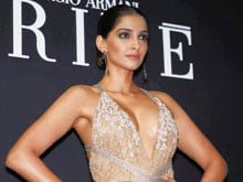 Sonam Kapoor Puts Bollywood in Front Row of International Fashion