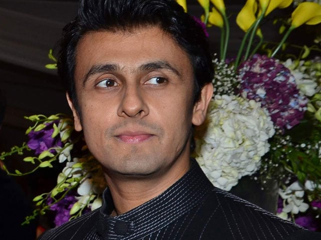 No Oscar Nomination, No Cry: Sonu Nigam Undeterred