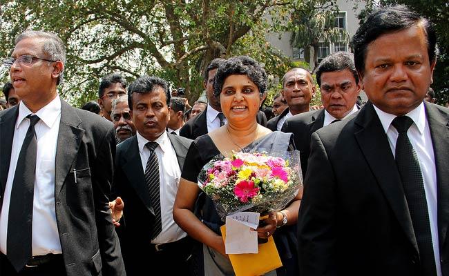 Sri Lanka Appoints Minority Tamil as Top Judge