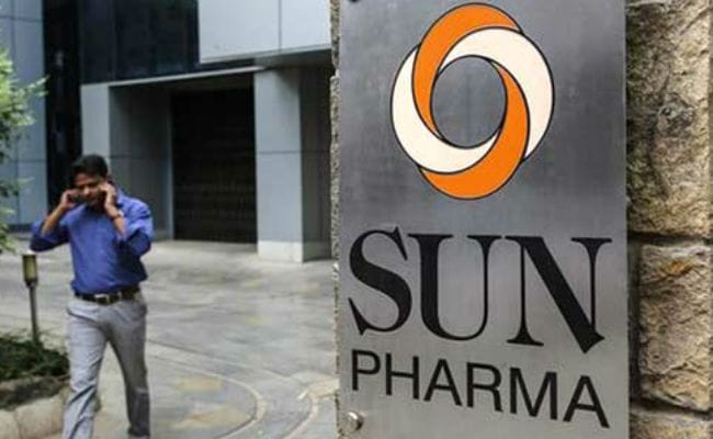 Sun Pharma Shares Close 4% Lower As Q2 Profit Falls 60%
