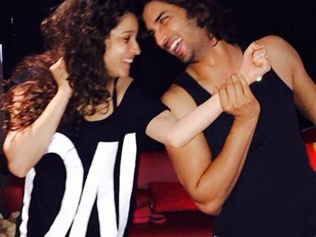 Birthday Boy Sushant Singh Rajput's DDLJ Moment With Ankita Lokhande