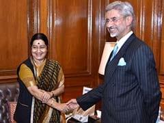 Foreign Secretary S Jaishankar to Accompany Sushma Swaraj to China Tomorrow
