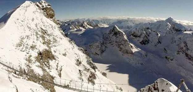 Swiss Alps In Shock Over Franc's Rise