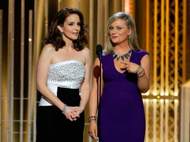 Golden Globes 2015: Hosts Tackle Charlie Hebdo, Sony Hack, Other Tough Topics With Comedy