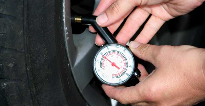 Image result for tyre pressure checking near highway india
