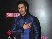 Varun Dhawan Loves Being an Actor