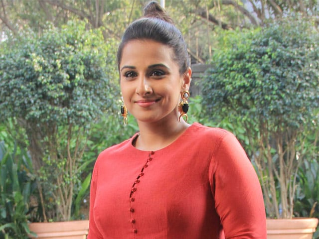 Vidya Balan Has No Regrets for Not Being Nominated for Bobby Jassos