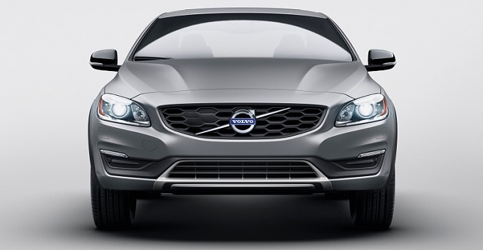 Volvo S60 Cross Country - the World's 1st Crossover Sedan Revealed