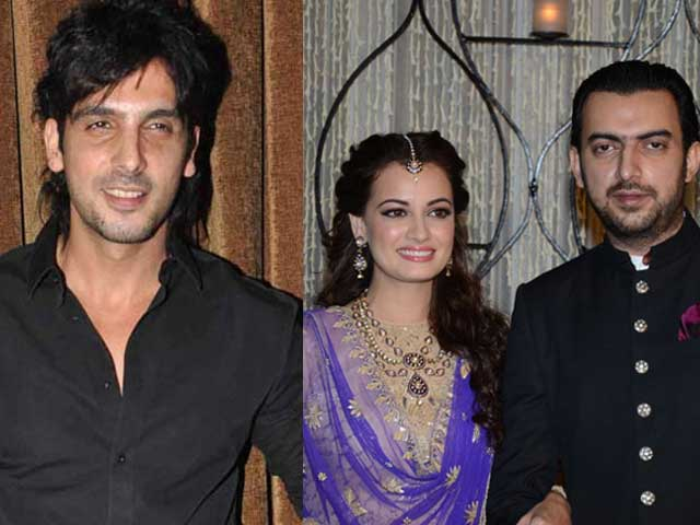 Why Zayed Khan is No Longer Dia Mirza's Producing Partner