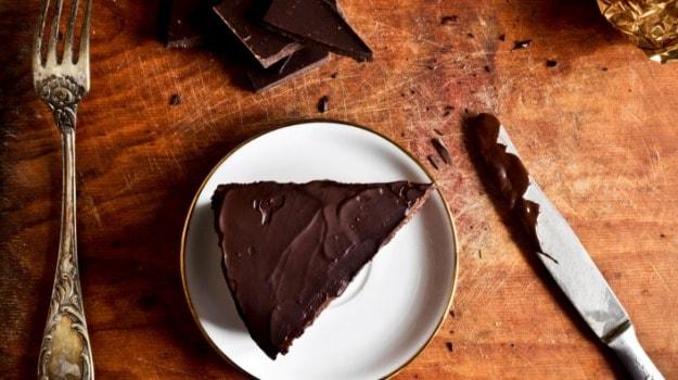 The Bittersweet Kiss of Chocolate
