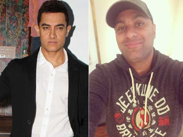 'Aamir Khan, Mind Your Business,' Says Russell Peters