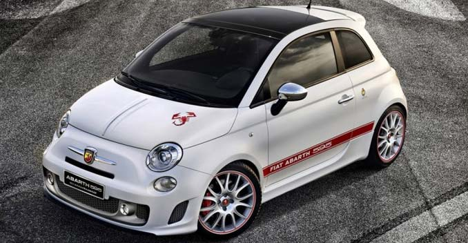 fiat to launch abarth 595 competizione in july 2015 ndtv. Black Bedroom Furniture Sets. Home Design Ideas