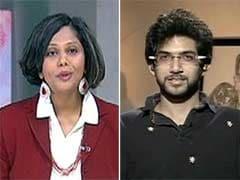 On His Mumbai Nightlife Proposal, Shiv Sena Youth Wing Chief Aditya Thackeray Speaks to NDTV: Highlights