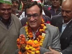 'In 1977, We Were an Ambassador Party,' Says Congress' Ajay Maken