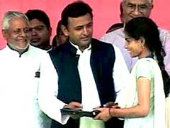 Akhilesh Yadav Brings Back Free Laptops, But Only For A Select Few