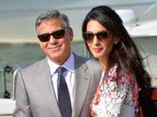 George Clooney, Amal Alamuddin Reportedly Installing a Panic Room