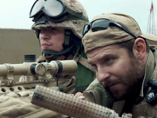 Could American Sniper Sneak Up in Two-Horse Oscar Race?