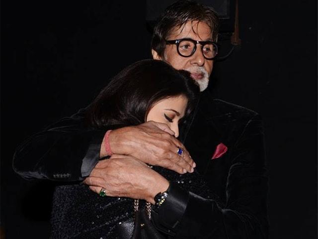 Aishwarya Loved Amitabh Bachchan's Performance in Shamitabh
