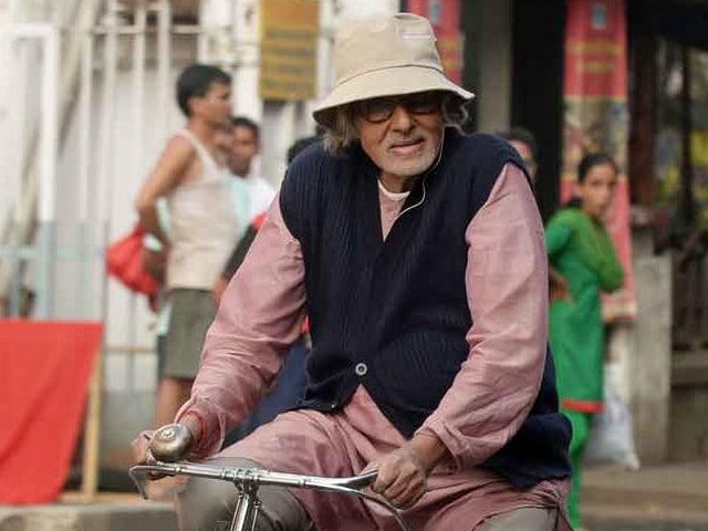 Piku a Slice-of-Life Film: Amitabh Bachchan