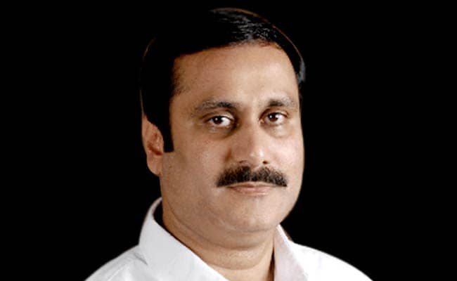 Image result for pmk ramadas with anbumani