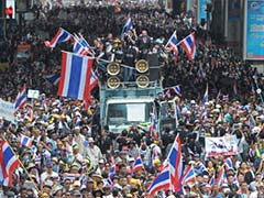 Thailand Bill to Restrict Protests Sails Through First Reading