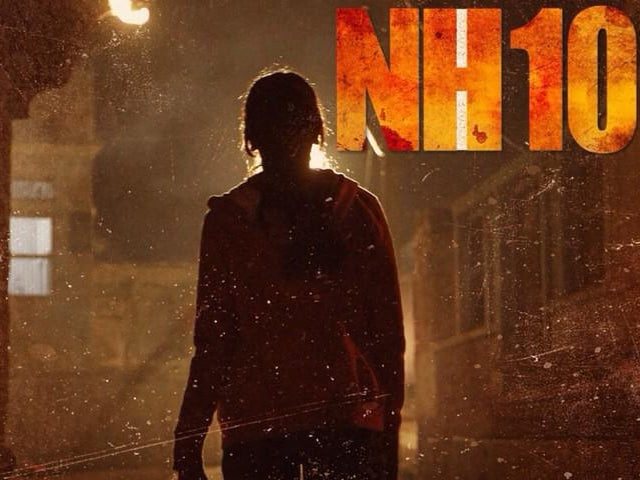 First Look: Anushka Sharma's Tryst With Danger in NH 10