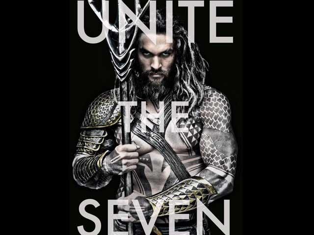First Look: Jason Momoa as The Aquaman