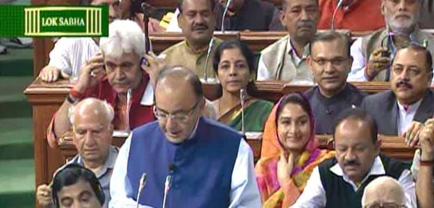 Budget 2015: Taxes Cut for Corporates, Small Relief for Middle Class