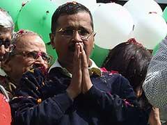 Former Journalist Nagendar Sharma to be Media Adviser to Delhi Chief Minister Arvind Kejriwal