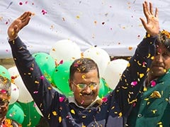 Arvind Kejriwal: Taxman to Chief Minister, Version 2.0