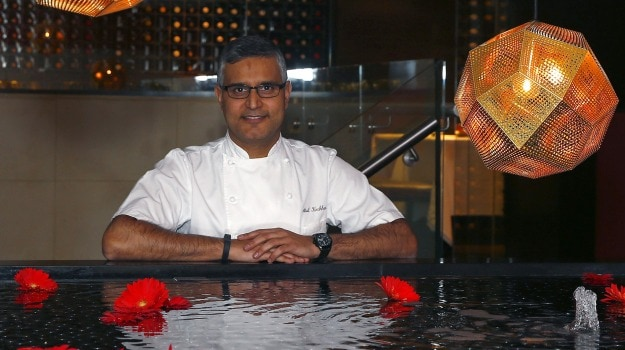 Meet the First Indian Chef to Receive a Michelin Star