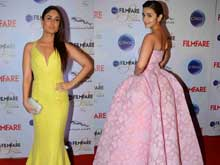 Filmfare Glamour Awards: Kareena, Alia Most Stylish
