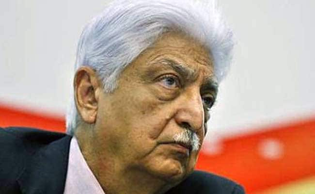 Envoy To Honour Wipro's Azim Premji With Highest French Civilian Award