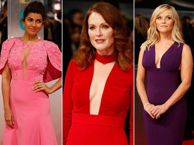BAFTA Fashion: Julianne Moore, Nimrat Kaur, Reese Witherspoon Take Red Carpet Honours