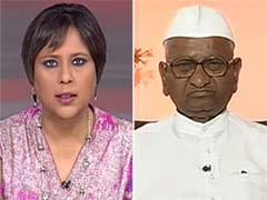 'Will Welcome Arvind Kejriwal on Stage': Anna Hazare to NDTV on Land Acquisition Protest: Highlights