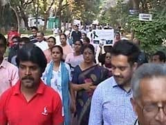 Thousands Protest on Bengaluru Streets Against Delhi Church Attacks