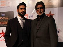 Abhishek Bachchan: Dad Nervous About Debut as Cricket Commentator