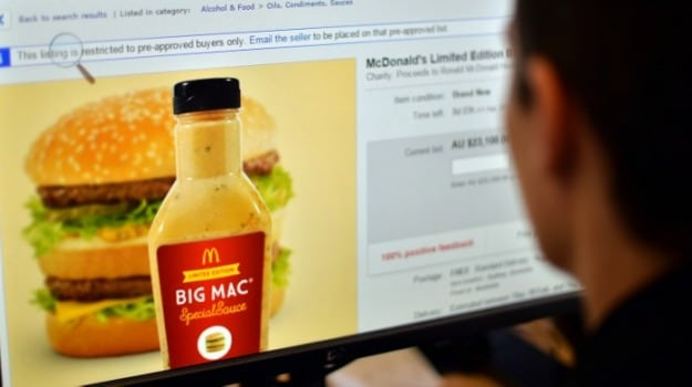 McDonald's Offers the Big Mac Special Sauce for $18,000!