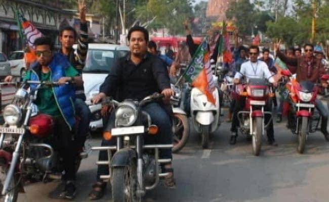 After Delhi Debacle, BJP Sweeps Important Elections in Assam