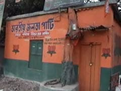 5-Year-Old Girl Allegedly Raped by Minor Inside BJP's Branch Office in Kolkata