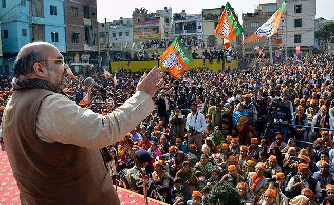 On Ambedkar's Birth Anniversary, BJP to Begin Campaign for Bihar Assembly Election With Mega Rally