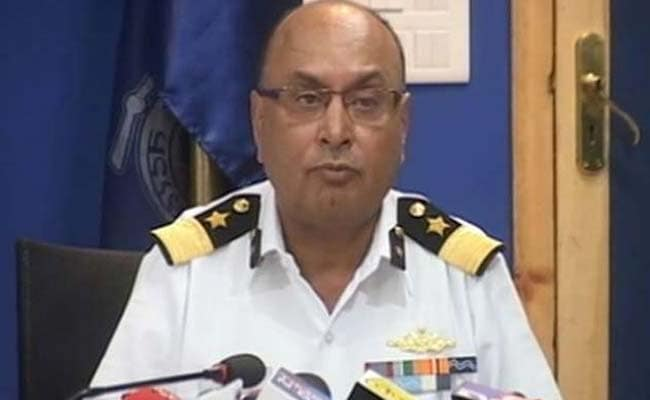 Coast Guard Officer Who Contradicted Government on Pak Boat Removed