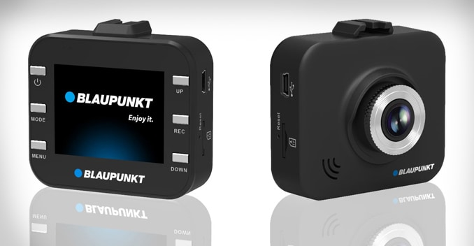 blaupunkt launches a compact audio and video recorder. Black Bedroom Furniture Sets. Home Design Ideas