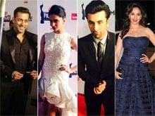 Filmfare Awards: Salman, Deepika, Ranbir Lead A-List Red Carpet